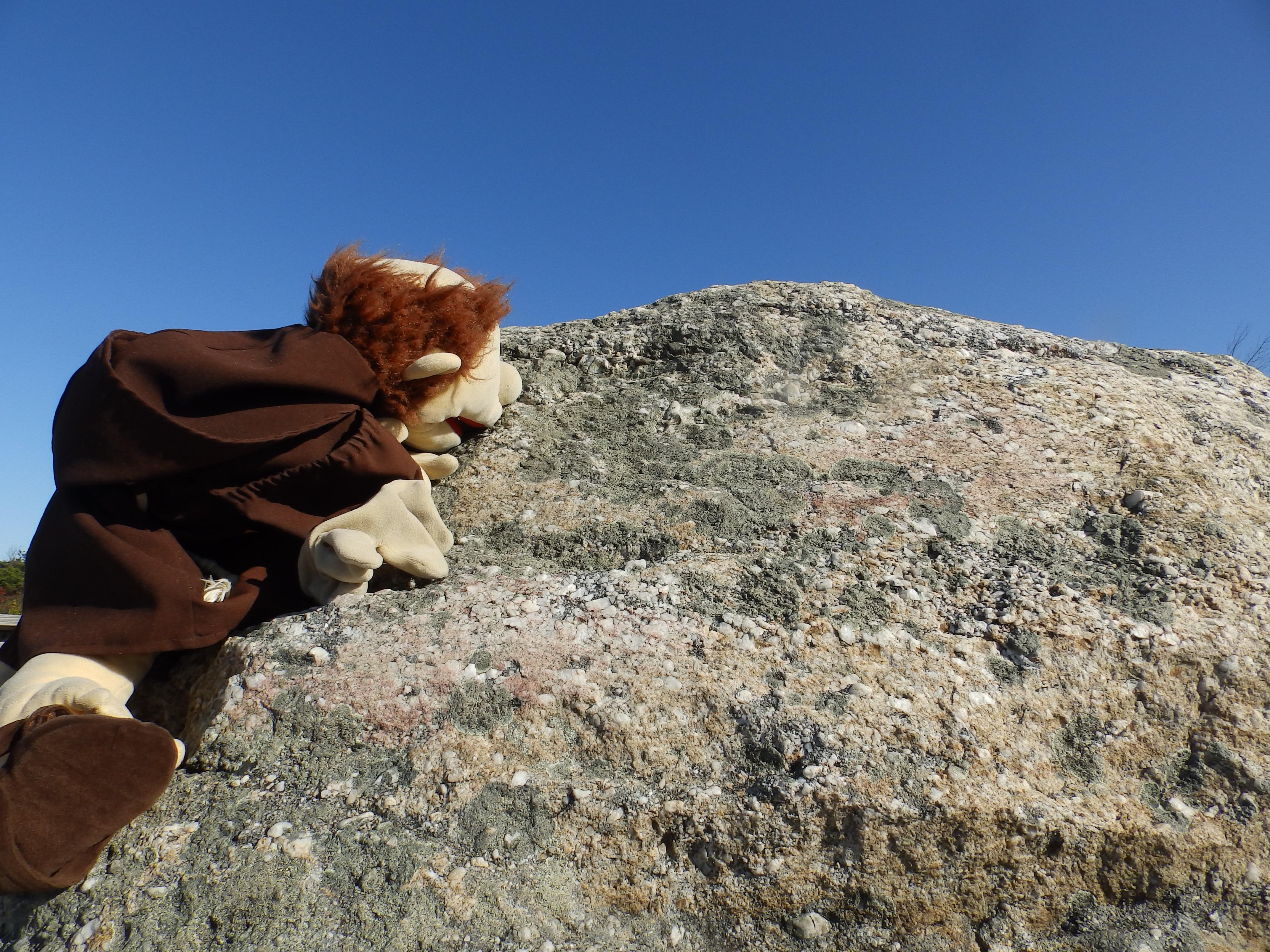 Gienek, Fryderyk i wycieczka w góry